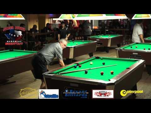 #2 - Terry YOUNG vs Greg SANDIFER - Norris 9-Ball •�