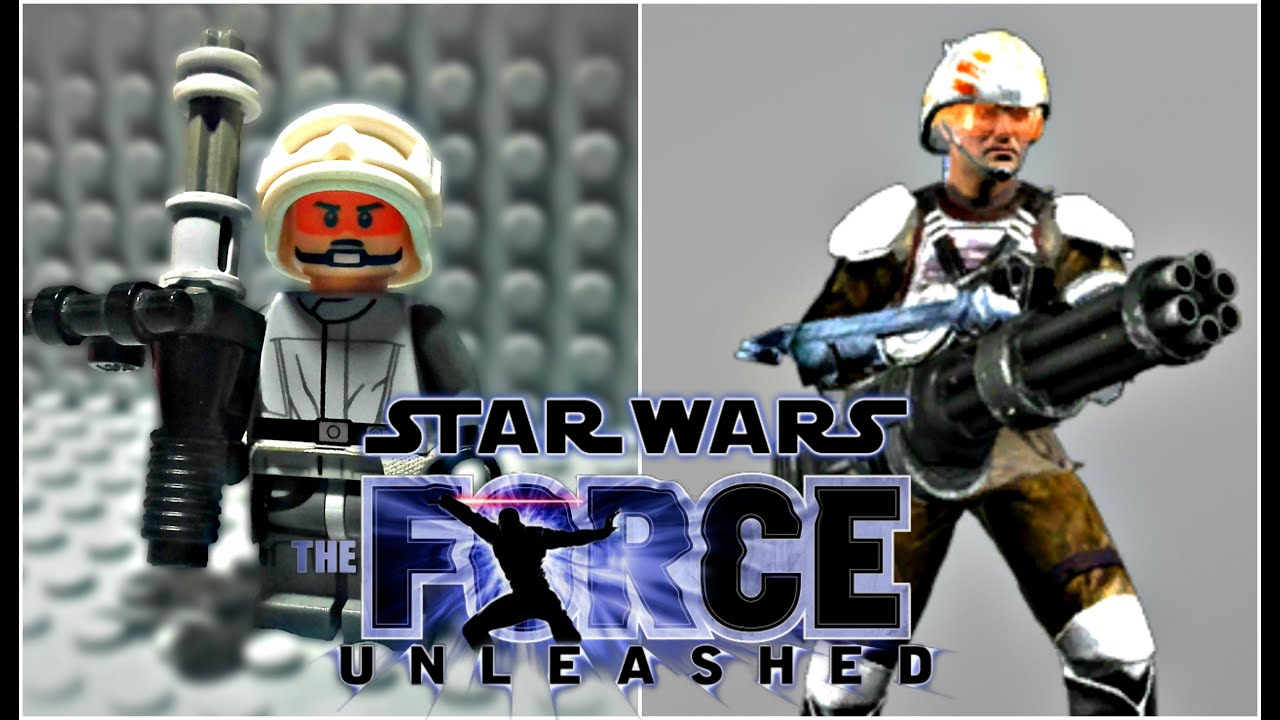 how to get force pull in lego star wars