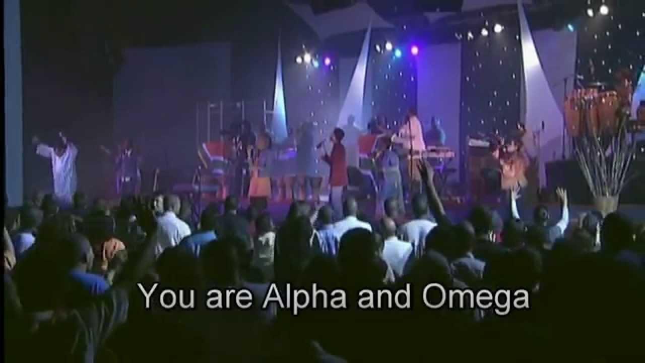 Israel & New Breed - Alpha And Omega Lyrics | MetroLyrics