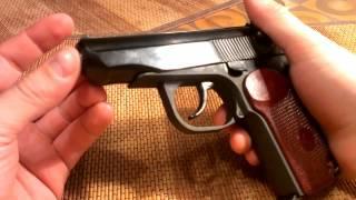 Травматический пистолет ИЖ 6П42-9  и Тюнинг Вепря 7,62х54(В данном видео ролике представлен нож одной из самых известных и брендовых марок зарубежных производителе..., 2013-05-28T17:09:34.000Z)