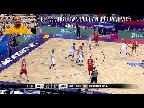 Breaking down Bogdan Bogdanovic's performance against GBR and Turkey🏀