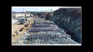 Oroville Dam: See before-and-after video of construction progress
