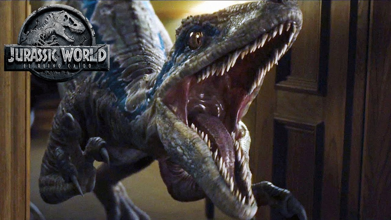 Jurassic World 2 Indoraptor