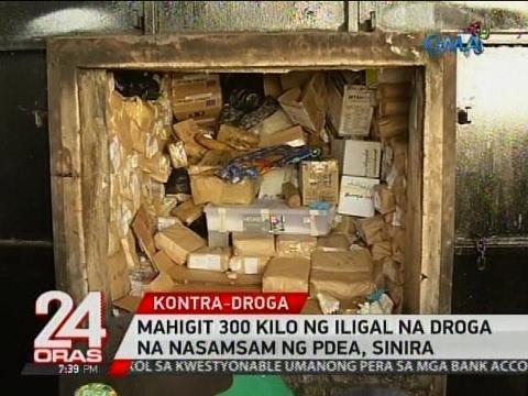 24 Oras: Drug syndicate, nadiskubre ng PDEA na gumagamit ng mga bata sa mga transaksyon
