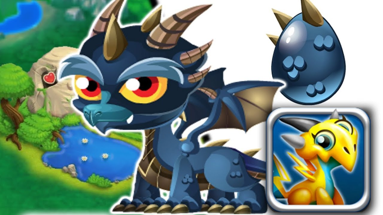 how to get blue dragon in dragon city