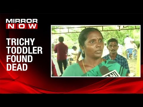 Trichy: 2-year-old toddler Sujith found dead today morning, four -day rescue operation ends
