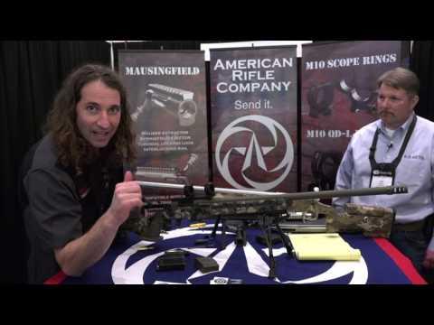 2017 SHOT Show - American Rifle Company