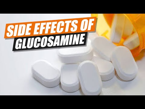 Side Effects Of Glucosamine