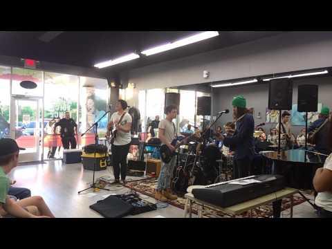 BlackBox Music Arts venue: Low Budget Astronauts