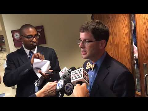 Attorney for Lyon says he's appealing judge's Flint water bindover ruling