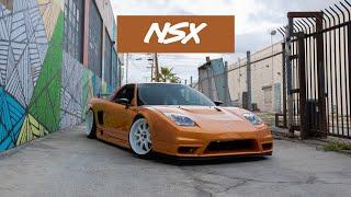NSfleXin Acura NSX | Bangers