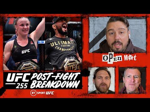 Open Mat: UFC 255 Post-Fight breakdown   Figueiredo v Perez, Shevchenko v Maia