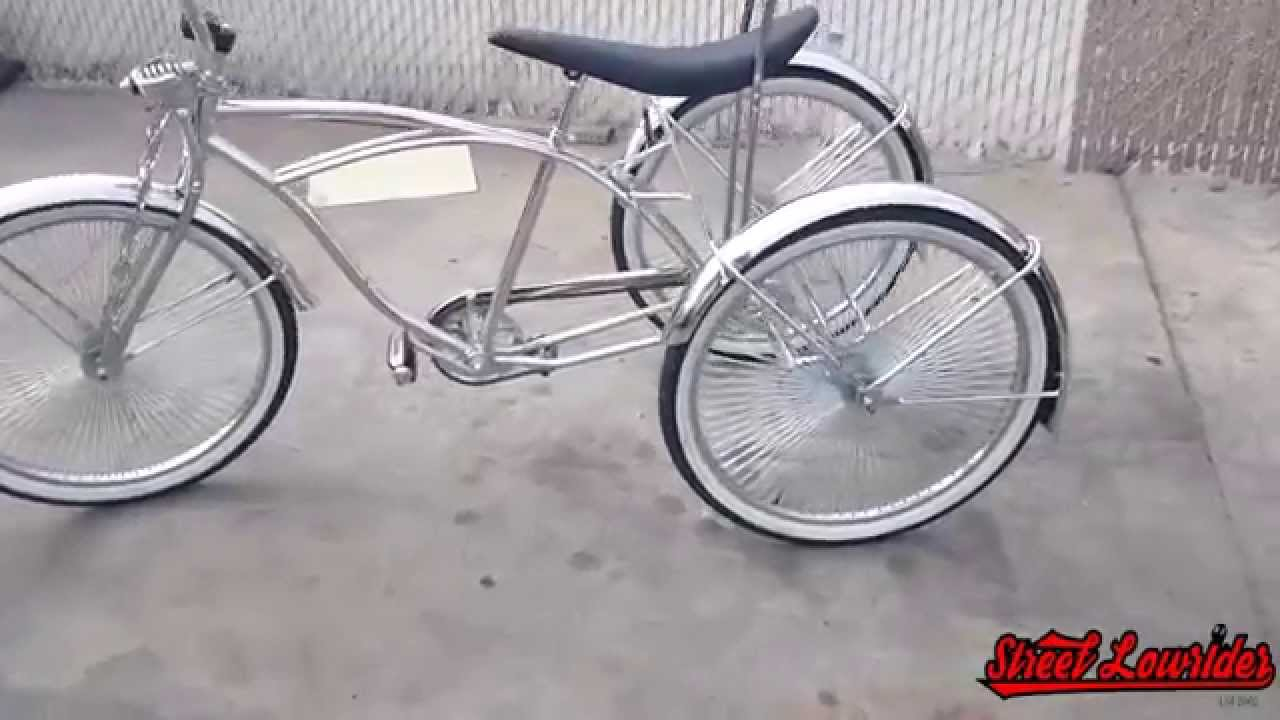 26 Quot Beach Cruiser Tricycle Youtube