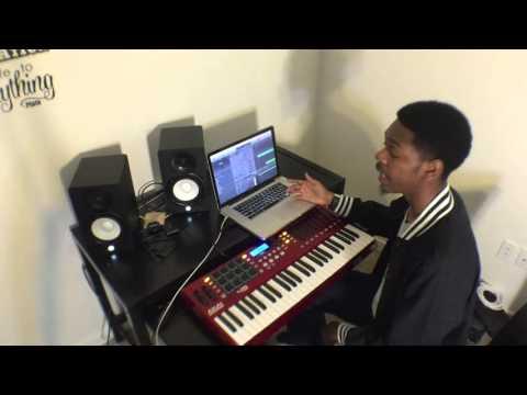 Making A Beat PT. 5