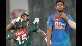 শেষ হয়ে যায় নি সবকিছু, এখনও সম্ভব... | BD vs IND Cricket Update | Somoy TV