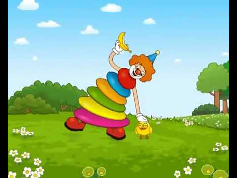 Мультфильм про клоунов для детей