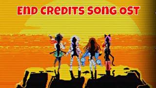 Neptunia X Senran Kagura Ninja Wars End Credits Song (OST English Subs)