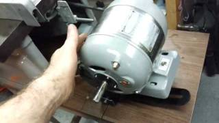 Motor Restoration On The Craftsman Saw