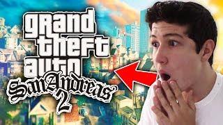 JUEGO AL NUEVO GTA SAN ANDREAS!! Grand Theft Auto SA
