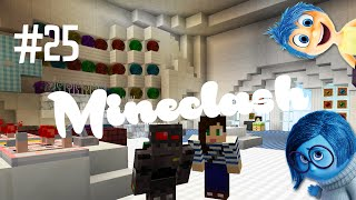 INSIDE OUT IN MINECRAFT! - MINECLASH (EP.25)