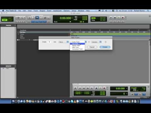 Pro tools 8le tutorial side chaining 1 of 2 youtube.