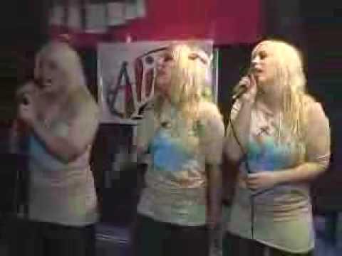 Maynard Triplets rock karaoke
