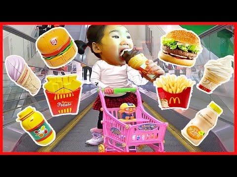 韸闺獏! 毵堩姼鞐愳劀 搿滊磭鞚岇嫕 vs 歆勳鞚岇嫕鞙茧 彀娟赴! TOYS vs REAL FOOD Challenge 氤措瀸韸滊笇