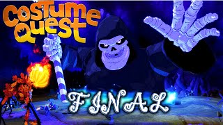Дорзилла и Большой Бонс Финал ☀ Costume Quest Прохождение игры 9