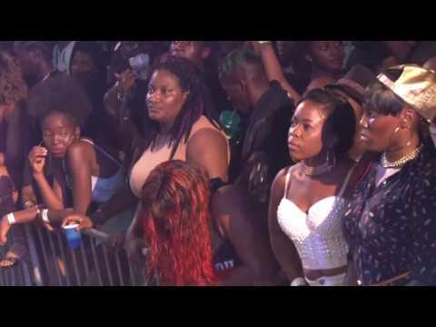 Asa Banton Live at CoolerFete 2016 - St Kitts Carnival