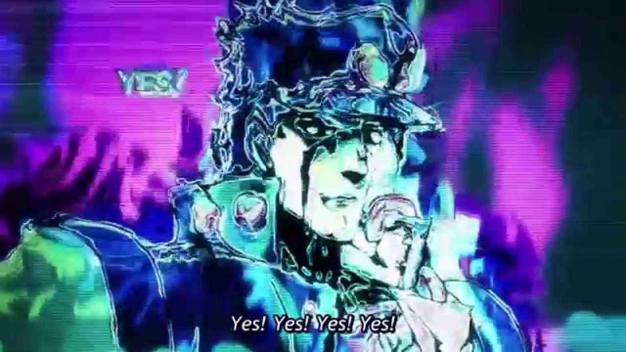 jotaro yes yes yes
