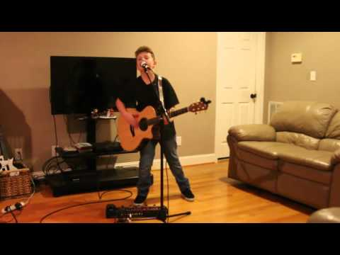 Kick The Dust Up by Luke Bryan Covered by 12 yr old Landon Wall