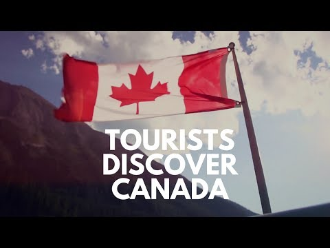 Tourists Discover... CANADA (150th BIRTHDAY FILM)