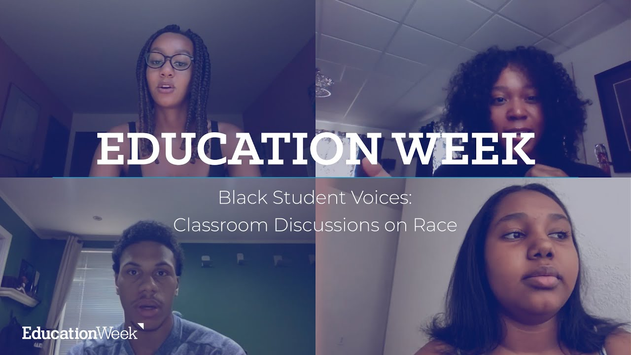 Black Student Voices: Classroom Discussion on Race