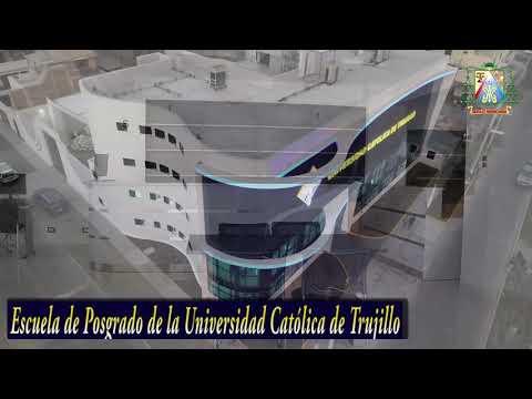 Nuevo Y Moderno Local De Posgrado De La Universidad Católica De Trujillo / 7 Dic 2018