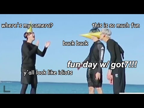 A Fun Day With Got7