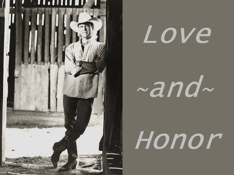 Ricky Van Shelton - Love and Honor