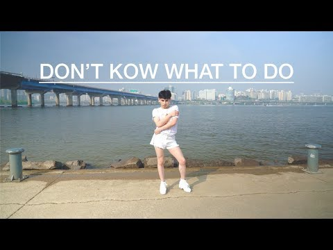 BLACKPINK - 'Don't Know What To Do' 커버댄스 DANCE COVER | 에디 QxEddie