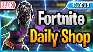 *BIRDIE* ONLY NOCH 800 VBUCKS ?! - Fortnite Daily Shop (16 May 2019)