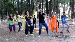 Vanjhali Waja | Angrej | Amrinder Gill ,THE DANCE MAFIA,CHANDIGARH,9501915706
