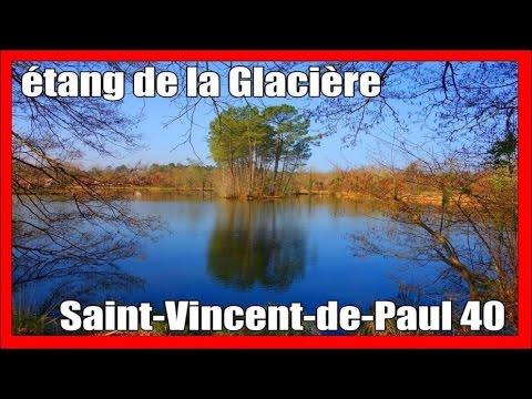 étang de la Glacière, Saint Vincent de Paul