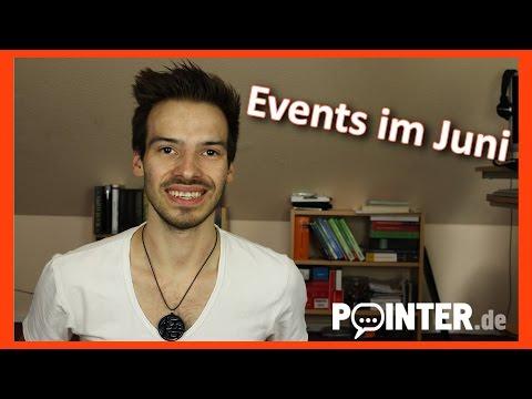 Patrick vloggt - Das erwartet euch im Juni!