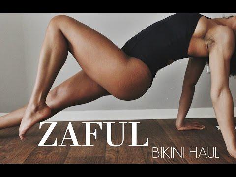 Zaful SLIM THICK Huge Bikini Try-On Haul