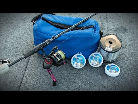 How To Manage Fishing Line On Spinning Tackle