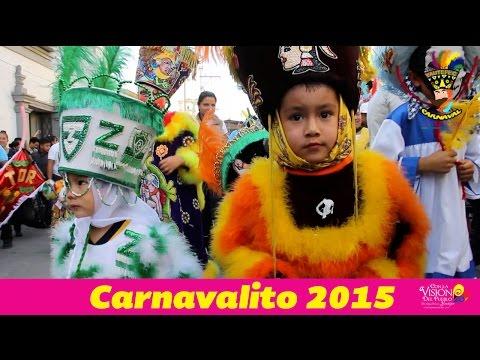 Carnaval Yautepec 2015: Carnavalito