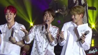 170730 신화 앤디 PTA After Show [LOVE SONG]