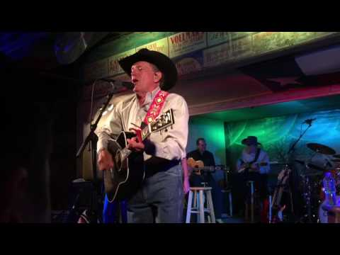 Bob Pickett - TBT George Strait playing Gruene Hall