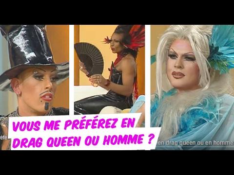 C'est mon choix // Drag queen ou homme- vous préférez comment ?