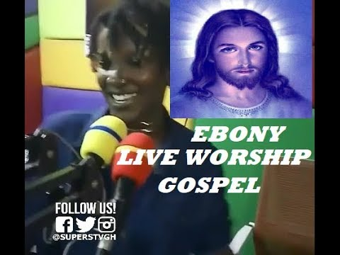 Bad Girl EBONY reigns Powerful Live worship Gospel. OMG