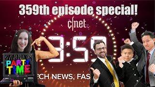 The 3:59, Ep. 359 - 3 hour 59 minute marathon special!