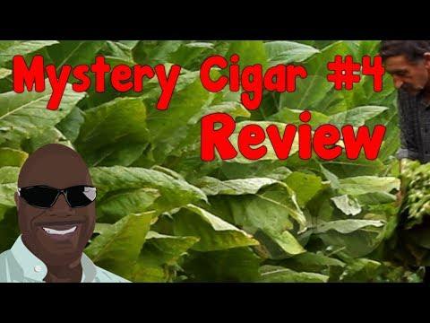 Mystery Cigar #4 Cigar Review | LeeMack912